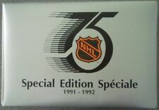 1991-92 Kraft NHL Special Edition Complete Set Of 88