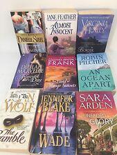 WHOLESALE mixed bulk lot 100 Romance paperback books -  Ships FREE!