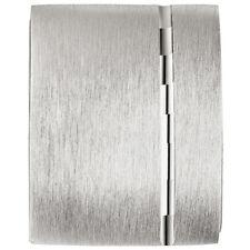 Medaillon eckig für 1 Foto 925 Sterling Silber matt Anhänger zum �–ffnen.