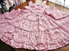 Bodyline Sweet Lolita Pink Cherry Blossom Pattern Sakura JSK Dress Size M NWT