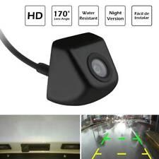 170° Cámara HD Trasera Coche Marcha Atrás Cable Visión Nocturna Impermeable LED