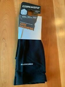 Icebreaker GT Merino Wool Arm Warmer - cycling, running - New With Tags