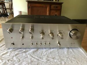 Onkyo A-7 Integrated Amplifier