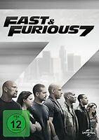 Fast & Furious 7 von Wan, James | DVD | Zustand gut