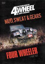 Petersen's 4Wheel ~ Four Wheeler Mud Sweat & Gears ~ 2-Disc DVD ~ FREE Shipping
