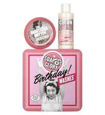 SOAP & Glory 'compleanno LAVA's Gift Set-due piccoli prodotti!
