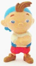CUBBY Disney JAKE AND THE NEVER LAND PIRATES PVC TOY Playset Figure CAKE TOPPER!