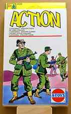 "ESCI ATOYS #1206 1/72 WWII German ""Afrika Korps"" - mint boxed - 3 sets remain"