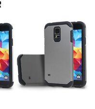 Samsung GALAXY S5 Farbe Grau Hülle,Case,Cover Farbe Dunkelgrau