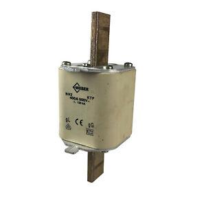 Weber NH2 KTF Sicherungseinsatz 3stk/3pcs