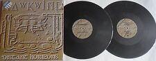 LP Hawkwind distant Horizons (2lp) (re) letv 304lp grey vinyl-STILL SEALED