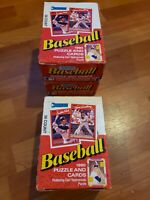 1990 DONRUSS BASEBALL WAX BOX 36 PACKS