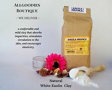 Pure Natural White Clay Kaolin Powder Face Mask 1 Kg - 2.2lb CHEAPEST ON EBAY