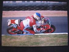 Photo Marlboro Yamaha YZR250 1990 #28 Alex Criville (ESP) Dutch TT Assen #2