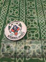 Willkommen Kitchener Ontario German Canadian Pinback Button FREE SHIPPING