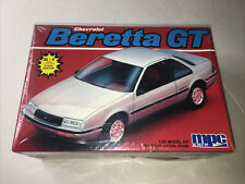 1988 CHEVY BERETTA GT 1/25 scale MPC 6261 model kit Chevrolet vintage SEALED '88