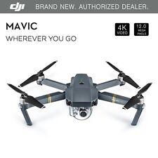 DJI Mavic Pro Folding Drone - 4K Stabilized Camera, Active Track, Avoidance, GPS