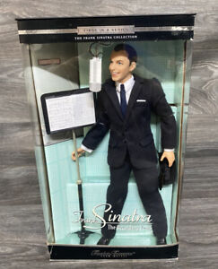 Frank Sinatra Collection Doll - The Recording Years!  -  Mattel 2000
