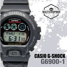 Casio G-Shock Tough Solar Series Watch G6900-1D AU FAST & FREE*