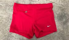 Women's NIKE DRI FIT Shorts size M lot Gym Yoga Golf Running N57475 Game Shorts