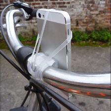 Universal-Silikon-Elastic Fahrrad-Motorrad-Fahrrad-Halter für Handy 4 farbe