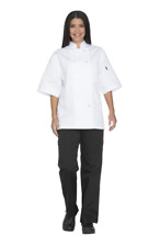 Dickies Chef Classic 10 Button Chef Coat S/S Dc49