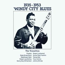 Windy City Blues (1935-1953) CD NUOVO
