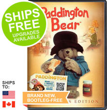Paddington Bear Complete TV Series Collector's Edition (DVD, 1976) NEW, Original