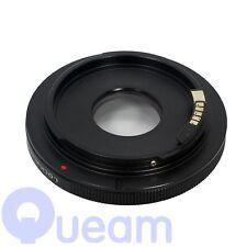 Af confirmer optique objectif FD pour Canon EOS adaptateur 600D 550D 500D 60D 50D 40D 5DII