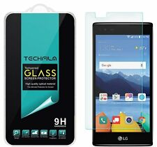TechFilm® Tempered Glass Screen Protector Saver Shield For LG K8 V (Verizon)
