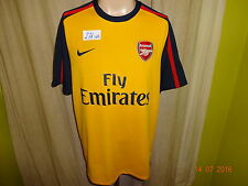 "Arsenal London Original Nike Auswärts Trikot 2008/09 ""Fly Emirates"" Gr.L- XL Neu"