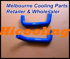 FOR NISSAN PATROL GQ TB42S ENGINE SILICONE BREATHER HOSE BLUE