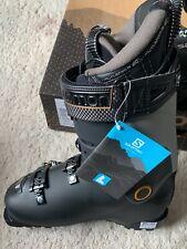 Salomon x pro 120 Skistiefel Gr 28,5 Black Metallic Black