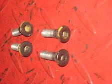 kawasaki Ninja ZX7 ZX7r ZX 7 750 R rear set foot peg rest bolts screws 93-95