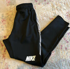 Boys Nike Tracksuit Bottoms Age 8/9 Years Dri Fit