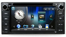 """6.2"""" Touch Screen Auto Radio Car DVD Player GPS Navigation For Toyota Highlander"""