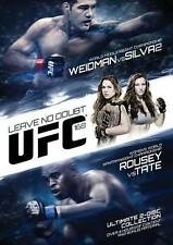 UFC 168: Weidman vs. Silva 2 (DVD, 2014, 2-Disc Set) NEW & SEALED