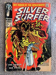 SILVER SURFER #3 - Marvel - 1968 - Stan Lee