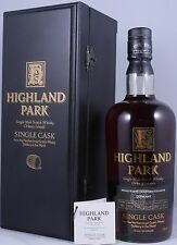 Highland Park 1980 25 Years Sherry Cask 7363 Scotch Whisky 55,5% - one of 540!