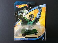 Hot Wheels Green Lantern 2014, shipped in a box