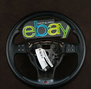 Seat Leon 1P Cupra FR Steering wheel R 05-09 very good condition worldwide ship
