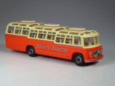 Rarität: Siku V129 DAF Hentocar Reisebus hellbeige/leuchtorange