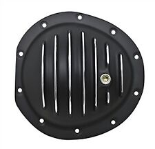 BLACK Aluminum Differential Front Cover GM 10 Bolt Truck 4x4 Chevy GMC GM 8.