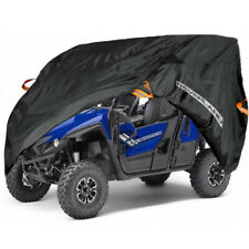 SxS Utility Vehicle Cover Storage Waterproof For Yamaha Wolverine X2 X4 R-Spec