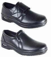 New Men Anti-Slip Shoes Slip Resistant Kitchen Anti Shock Acco