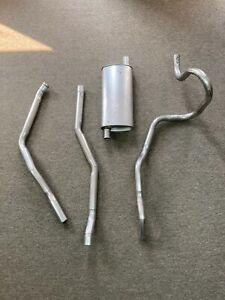 1968, 1969, 1970 Oldsmobile Cutlass & F85 4 door 6 Cylinder Exhaust System