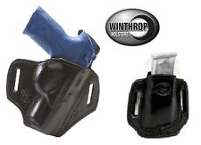 "Beretta PX4 Storm 4.1"" Barrel OWB Shield Holster and mag R/H Black"