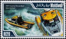 New Zealand AMF Boats PAUANUI Fast Response Rescue Rib Lifeboat Stamp (2013)