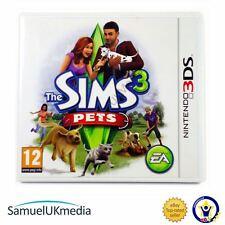 Los Sims 3: Pets (Nintendo 3 DS) ** Excelente Estado **
