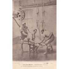 AIX-LES-BAINS 107 établissement thermal la douche-massage en position assise écr